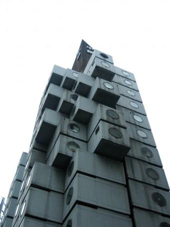tokyo's postmodern architectural purge - gaijinpot injapan