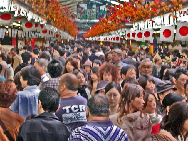 Beating The Crowds During Holiday Season In Japan Gaijinpot Injapan