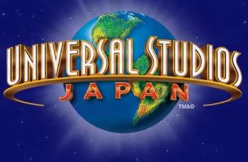 Universal Studios - Japonia / Inside Universal Studios - Japan (2009) PL.TVRip.XviD / Lektor PL
