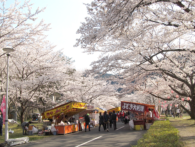 Shimokitayama food stores