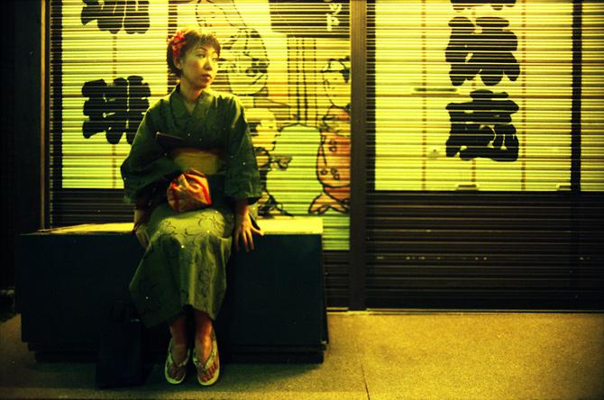 Someday My Samurai Will Come © 2010 Lomodachi