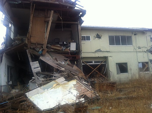 This house was left, still full of belongings