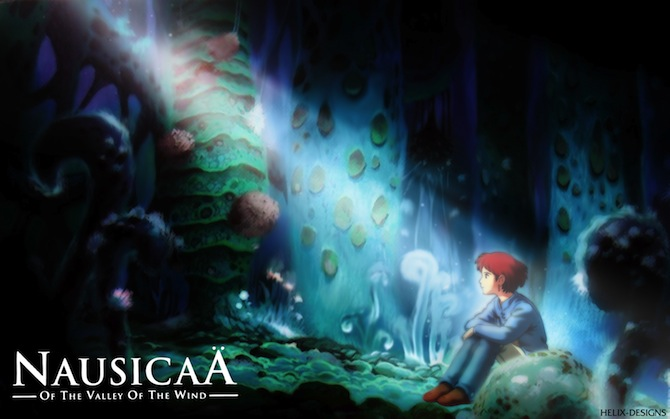 Anime_nausicaa of the valley of the wind_109315