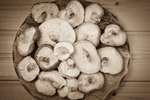 Shitake Mushrooms health food